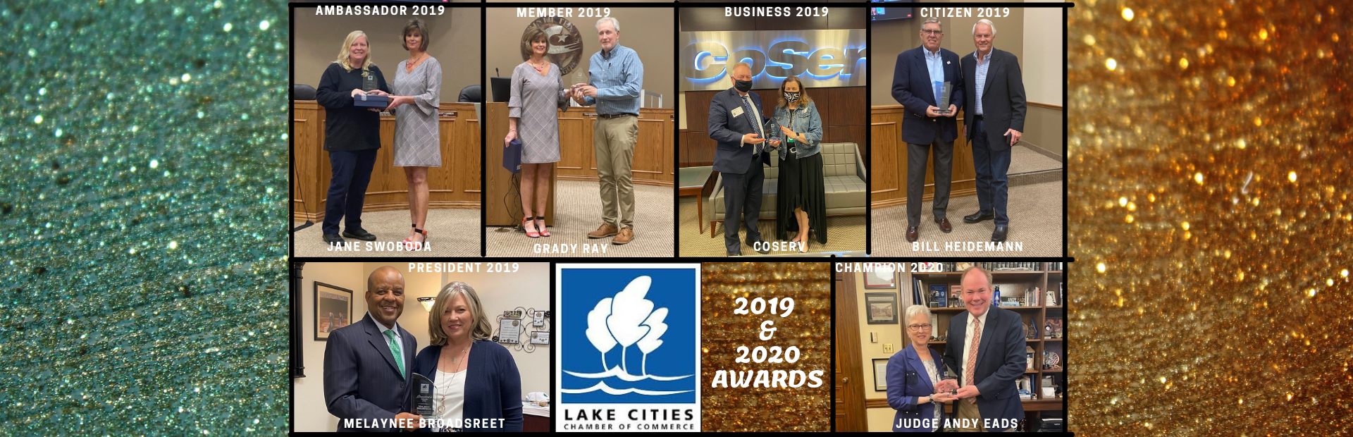 Lake Cities Chamber of Commerce | 2019 & 2020 Awards